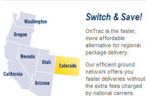 OnTrac Coverage