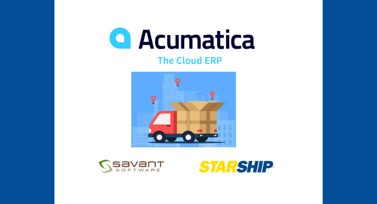 Acu Shipping Software and WMS 6.20.19