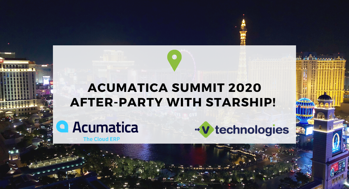 Acumatica Summit After Party 2020