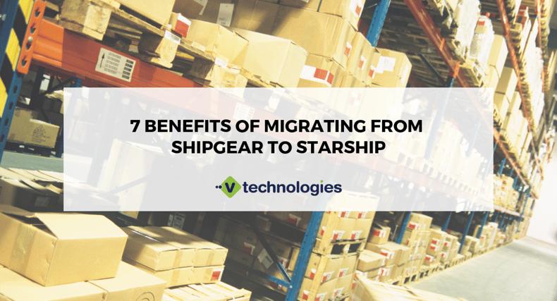 Macola Shipping Solution StarShip