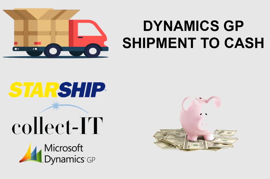 Shipment to Cash
