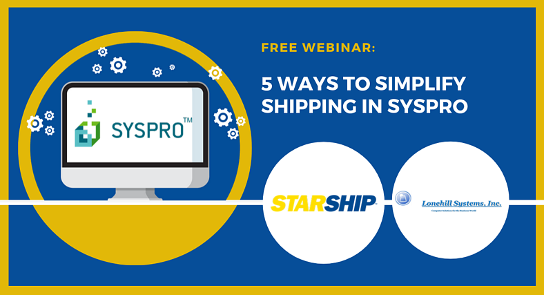 syspro-shipping-software